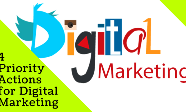 Digital Marketing Action Plan