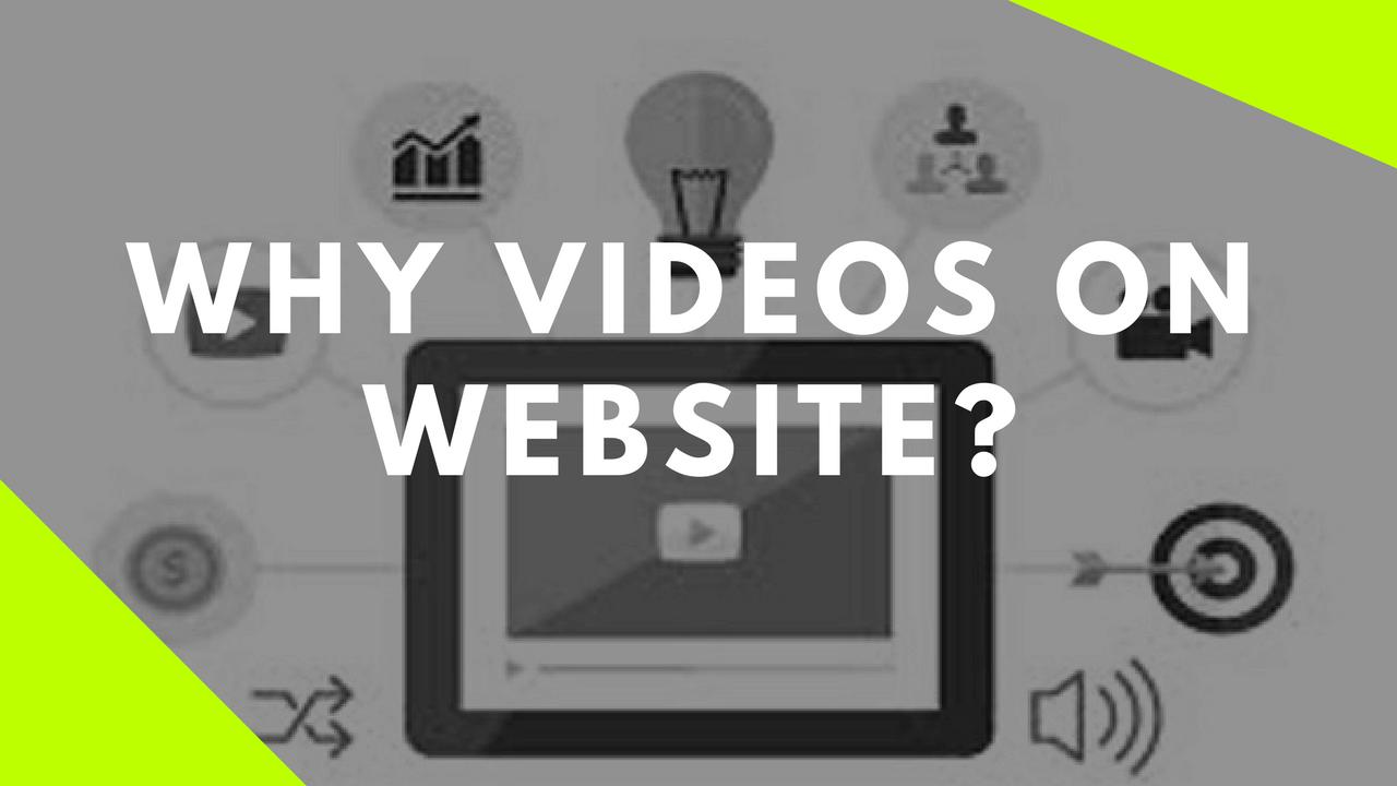 Embed Videos on Website