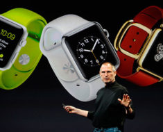 Steve Jobs Apple Watch