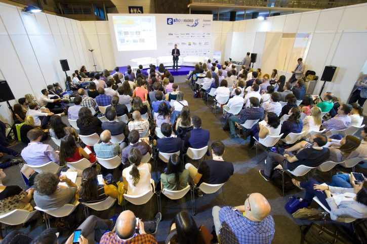 Madrid eshow fair 2016