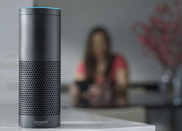 Alexa Amazon Robot