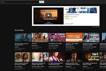 Dark Youtube