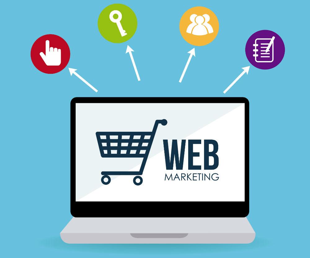 Web Marketing for Ecommerce