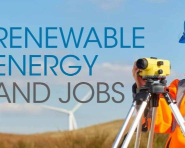 Jobs Energy Renewable