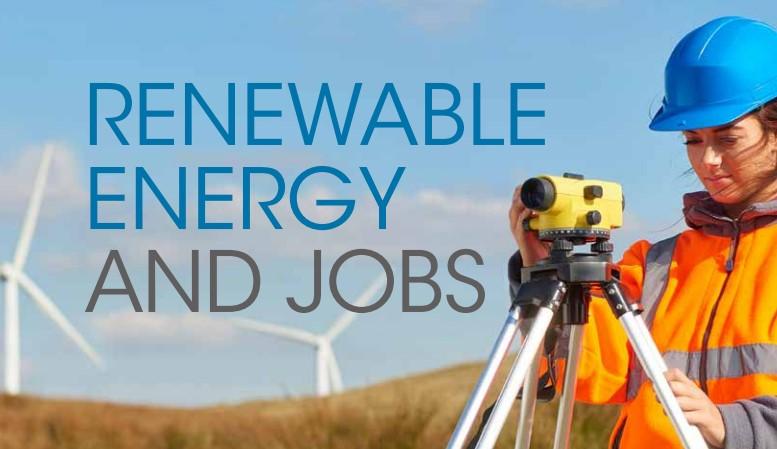 Jobs Energy Renewable