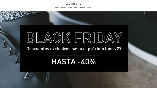 Campaign black friday