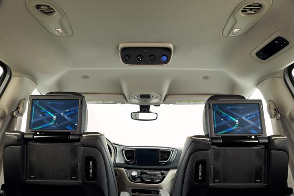 Waymo experience driving