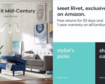 Amazon rivet furniture