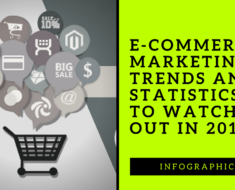 E-commerce Marketing Trends And Statistics to Watch Out In 2018