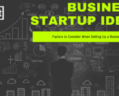 Business Startup Ideas