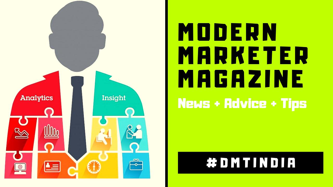 Modern Marketer Magazine