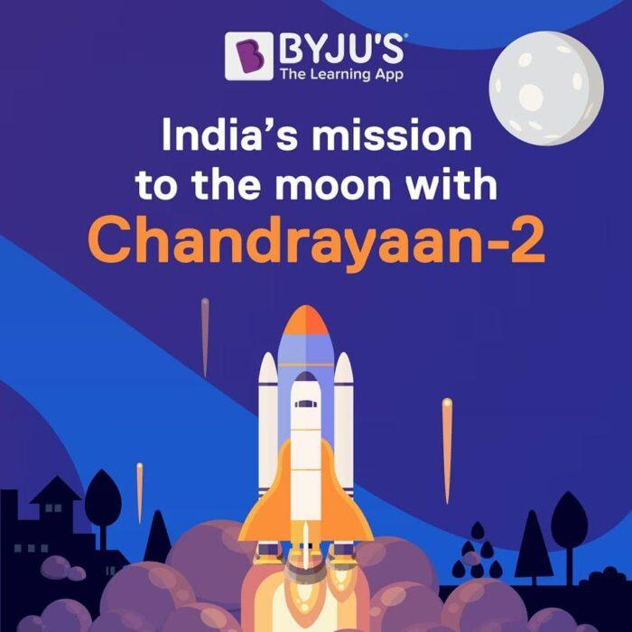 BYJUs Chandrayaan 2