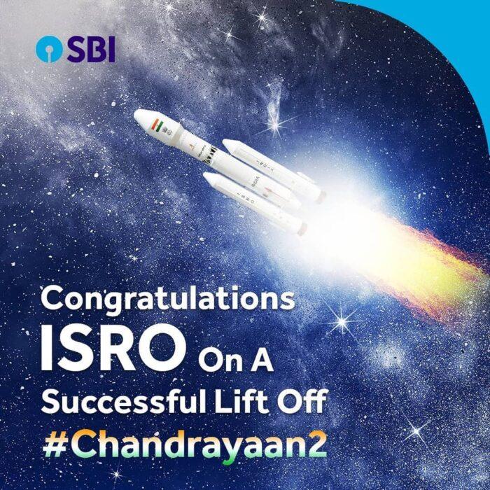 SBI Chandrayaan 2