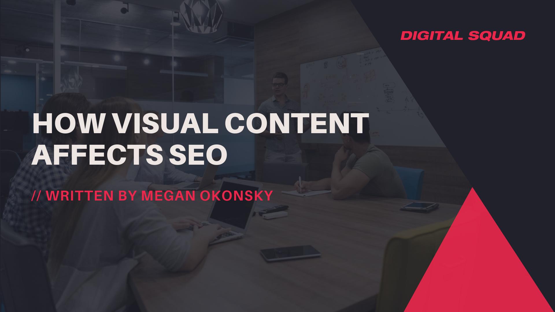 Creating Visual Content SEO