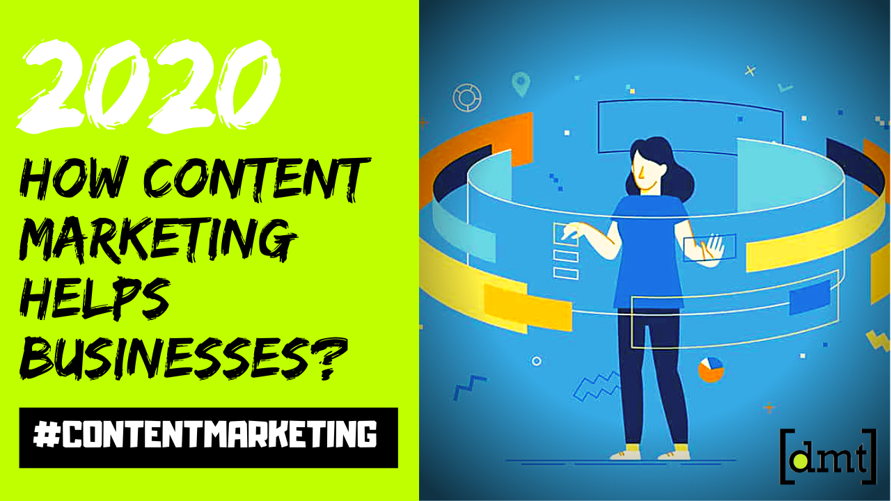 How Content Marketing Helps Businesses - The Art and Science of Content Marketing