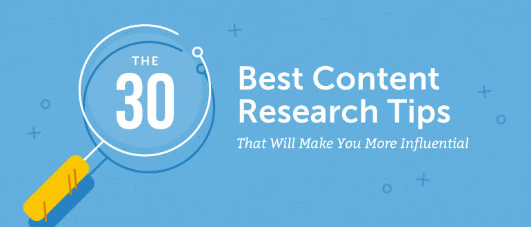 Publishing Research Content