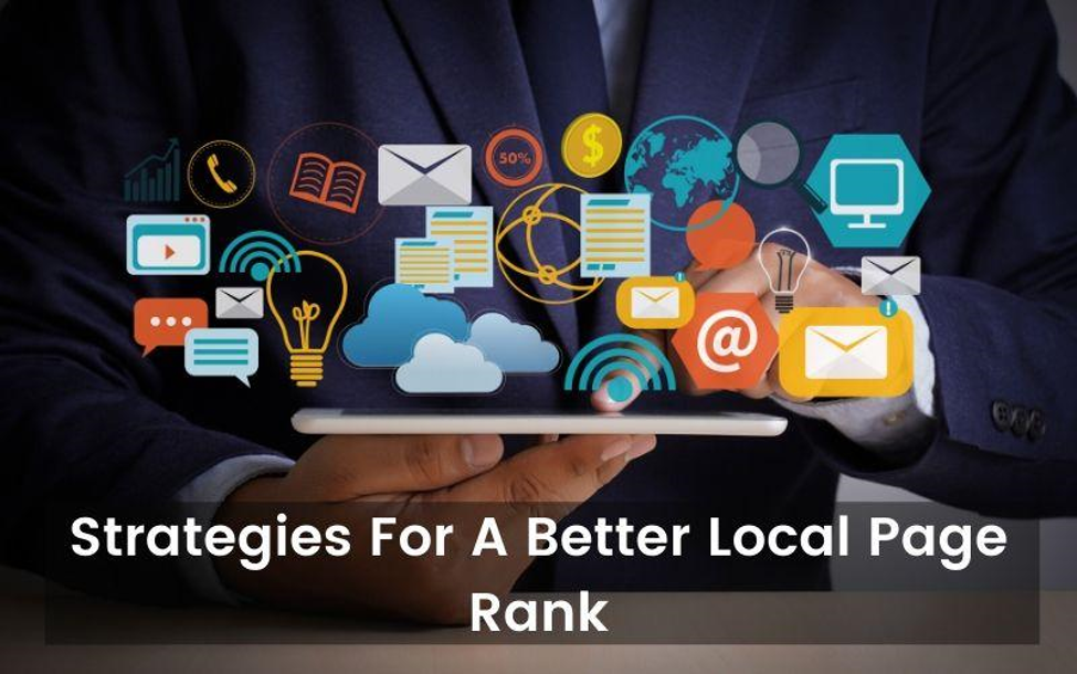 Local Page Rank