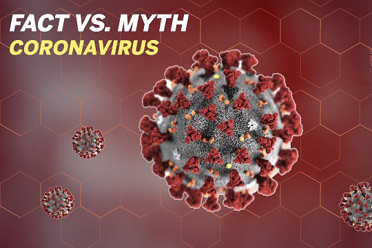 Coronavirus myth