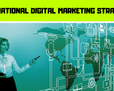 International Digital Marketing Strategies